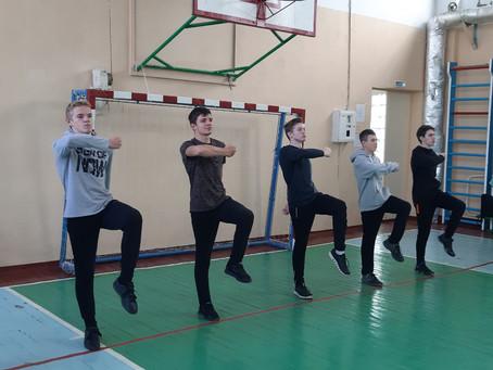 Команда Гимназии № 5 готовится представить регион на Спартакиаде допризывной молодежи России