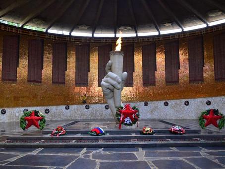 Урок мужества, посвященный Дню разгрома  немецко-фашистских войск в Сталинградской битве
