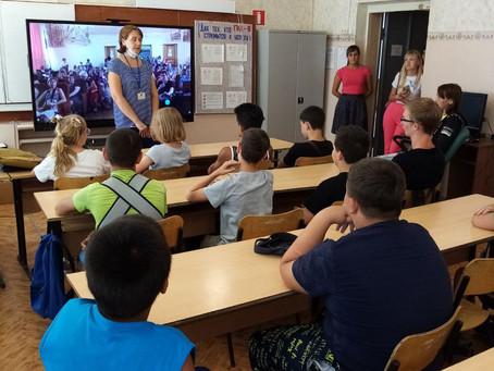 Уроки мужества, посвященные победе в Курской битве