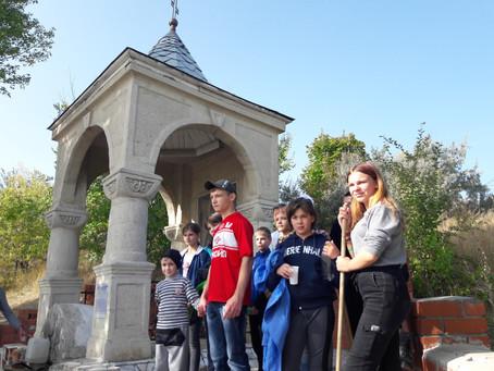 Воспитанники центра «Возвращение» участвовали в квесте «Туристический калейдоскоп»