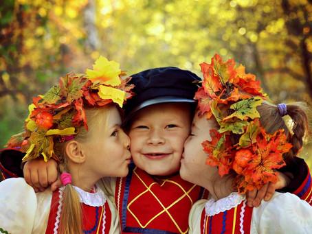 Подведены итоги творческого конкурса «Осенняя мозаика»