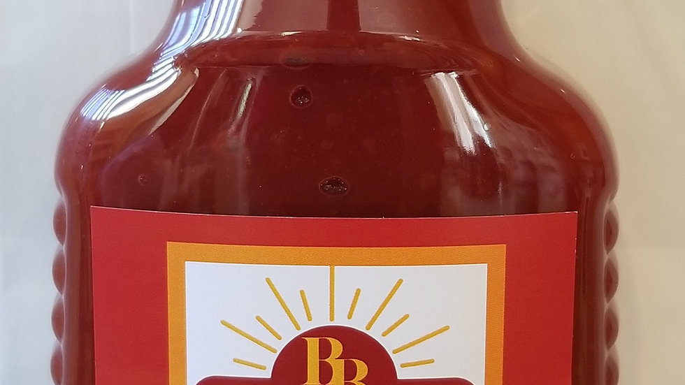 Bernie's Blessings Barbecue Sauce