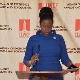 Women of Excellence Awards and Scholarships Program at the Governor's Mansion
