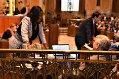 Jackson negotiating on House Floor Louisiana State Capitol