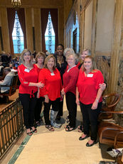 Jackson with Council on Aging State Capitol