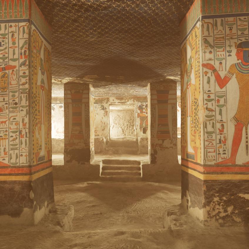 Nefertari Journey to Eternity