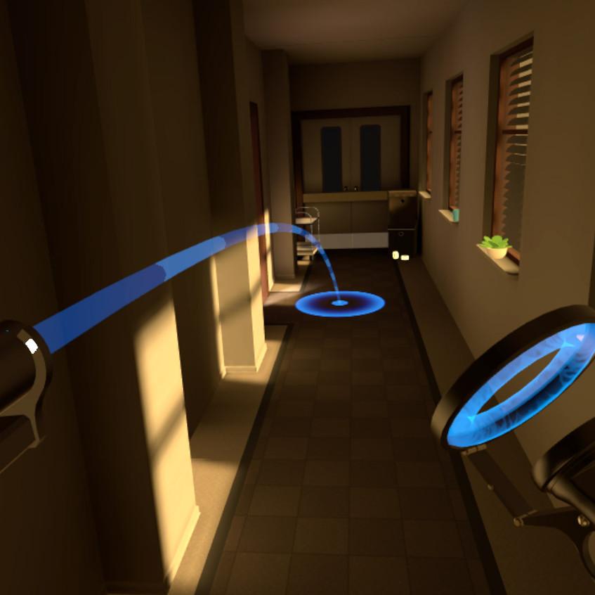 Budget Cuts Virtual Reality