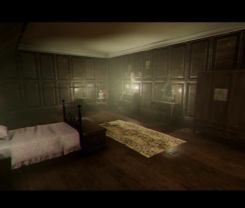 Multiplayer Escape Room