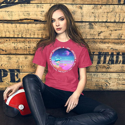 VR World Unisex T-Shirt