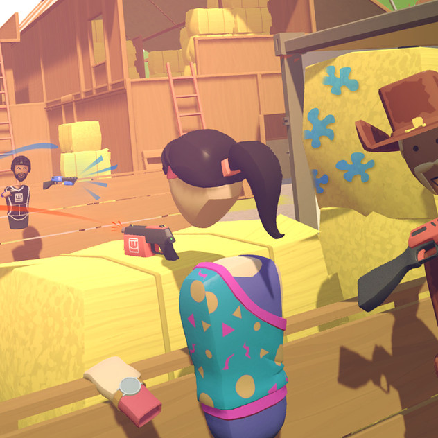 Rec Room Paintball