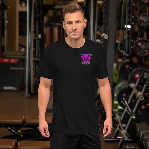 Palm Tree Short-Sleeve Unisex T-Shirt
