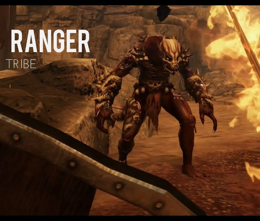 The Ranger Lost Tribe