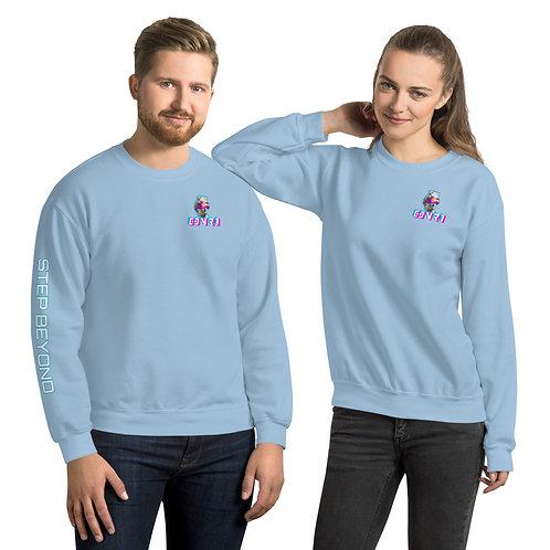Apollo in VR Unisex Sweatshirt