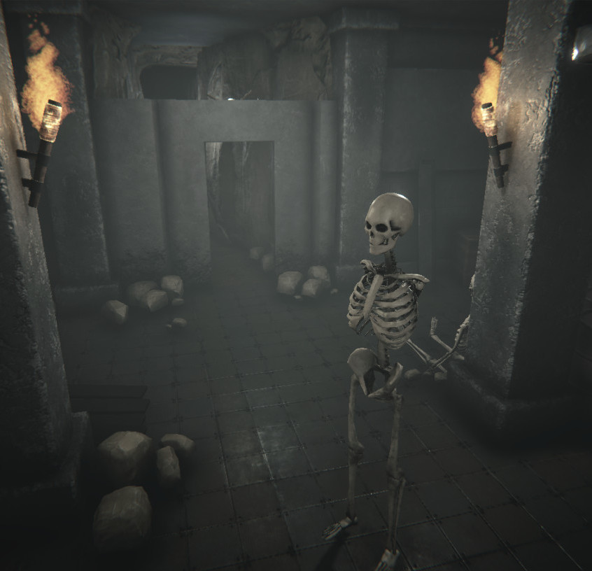 Scary Escape Room