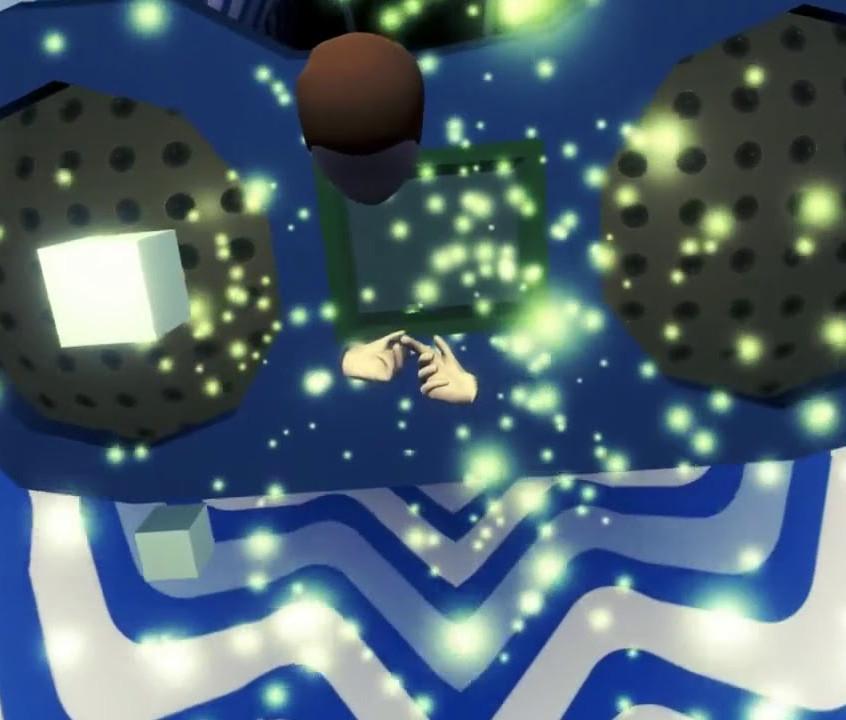 Directionless VR
