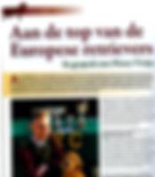 Pieter Vivijs - Interview De Jachthond - Aan de top van de Europese retrievers