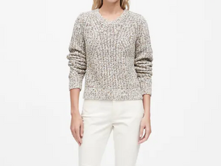 The Cropped Sweater Flying Off Shelves