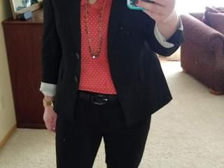 Styling a Blazer: Stylist Kathy