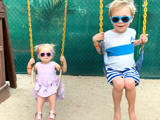 Stylist Saturday: My go-to children's sunglasses