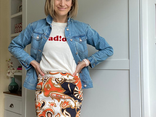 Skirt Styling: Stylist Carly