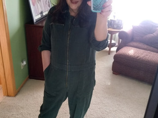Coveralls: Stylist Kathy