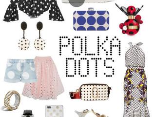 Stylist Saturday: Polka Dots