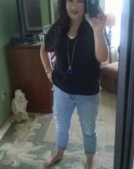 Stylist Saturday: Girlfriend Jeans