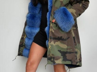 Stylist Saturday: Parka Yourself Here
