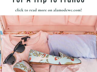 6 Perfect Travel Outfits For A Trip To France