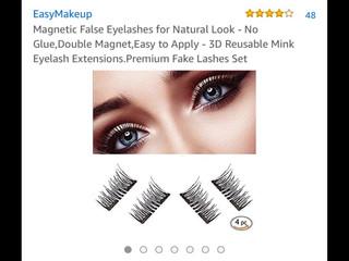 Buy-of-the-Week: Magnetic Eyelashes