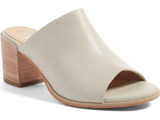 Buy-of-the-Week: Open Toe Mules