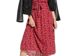 Versatile Midi Dress                   Buy of the Week: Devin