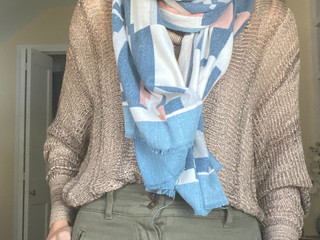 Stylist Saturday Scarves: Carly