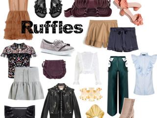 Stylist Saturday: Ruffles
