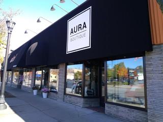 Local Boutique Spotlight:  AURA Boutique