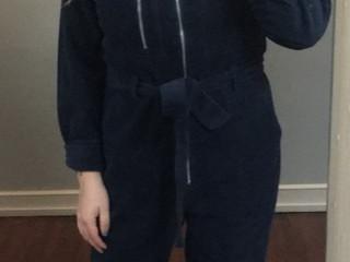 Boiler Suit: Stylist Saturday Devin