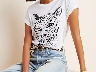T-Shirt Styling: Stylist Sydnie