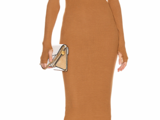 Sweater Season: Don't miss out on this stunning sweater dress! Buy of the week