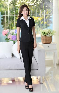 Verano-negro-Blazer-mujeres-trajes-con-pantalón-y-chaquetas-para-mujer-trajes-de-negocios-estilos-un