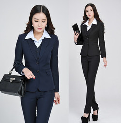 New-2015-Spring-Formal-Blazer-font-b-Women-b-font-Trousers-font-b-Suits-b-font