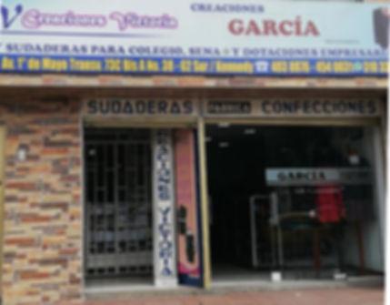 CREACIONES GARCÍA