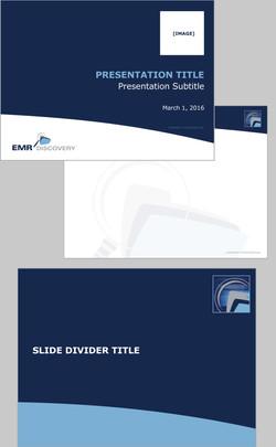 EMR Discovery Logo and Presentation