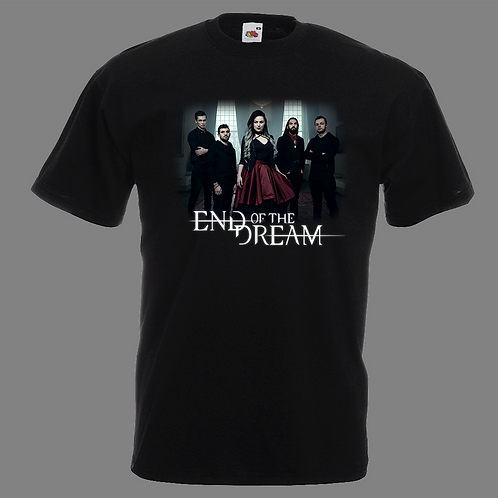 End of the Dream Band T-shirt