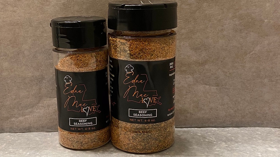 Beef Seasoning (8oz)