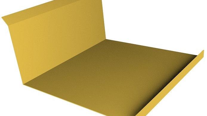 Планка примыкания нижняя 150х150 полиэстр 2 п/м