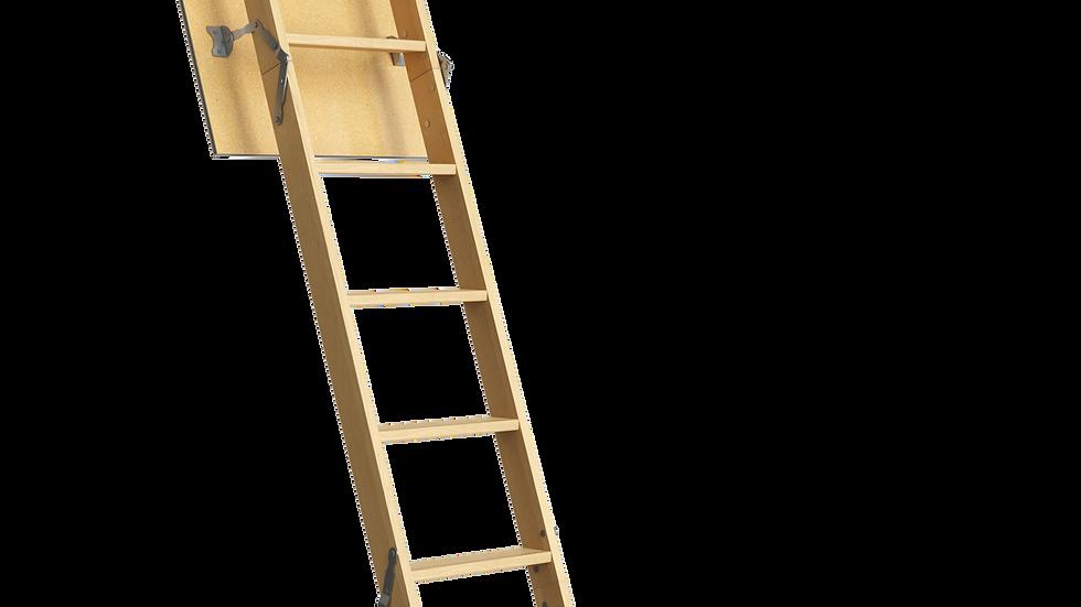 Чердачная лестница Docke Dacha 60х120х280