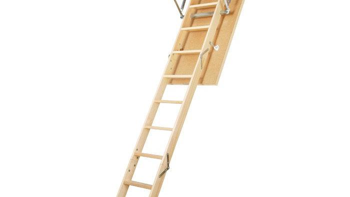 Чердачные лестницы Fakro LWS PLUS SMART
