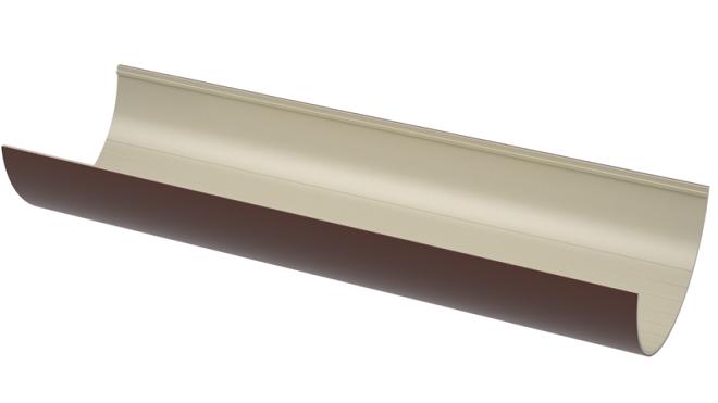 Водосток ПВХ Технониколь 120/80 Желоб 3 м