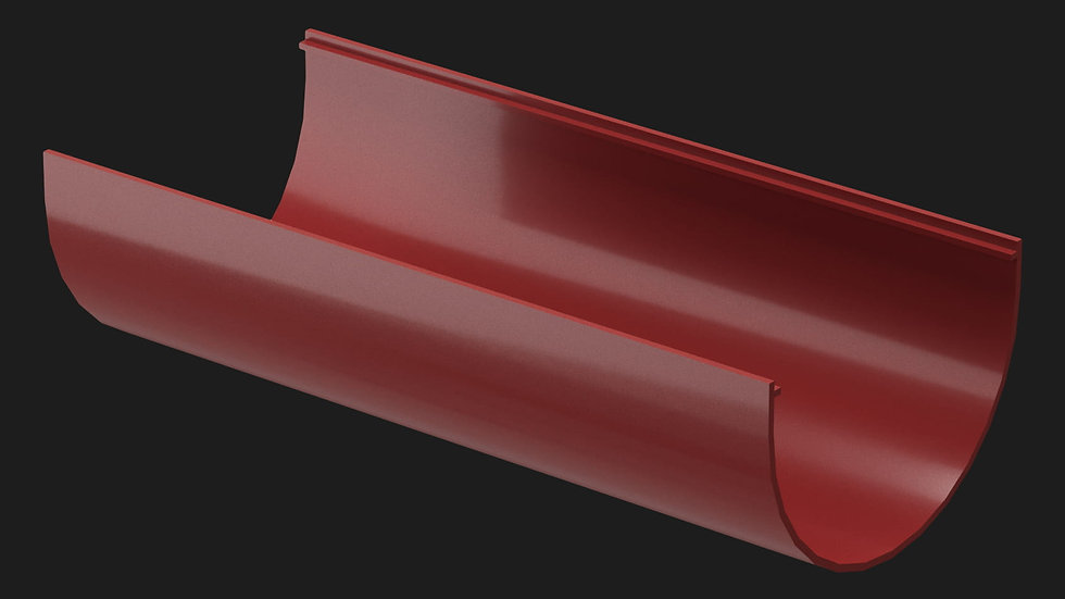 Водосток ПВХ Docke Premium 120/85 Желоб 3 м