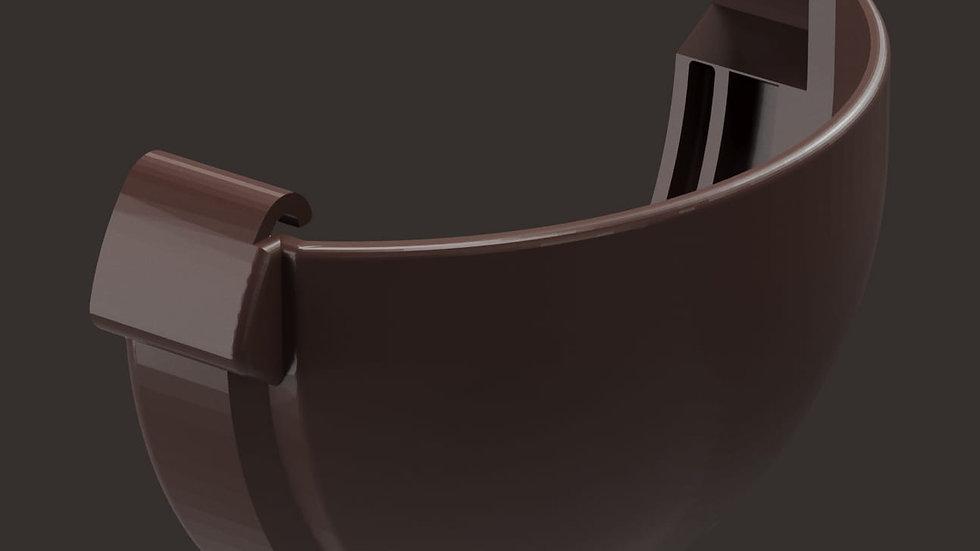 Docke Lux 141/100 Заглушка желоба